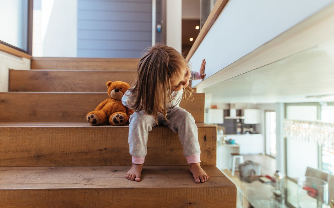Keep Your Toddler In Their Room